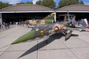 FX-21 - Belgium - Air Force Lockheed F-104G Starfighter aircraft