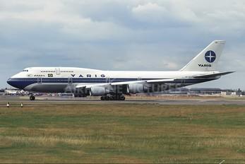 PP-VOA - VARIG Boeing 747-300