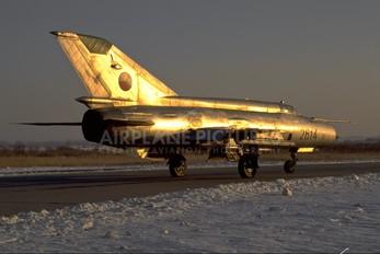 2614 - Czech - Air Force Mikoyan-Gurevich MiG-21M