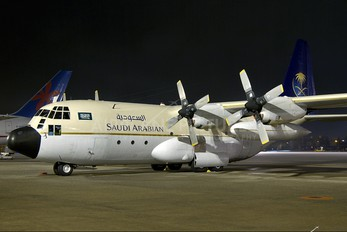 HZ-116 - Saudi Arabia - Royal Flight Lockheed VC-130H Hercules
