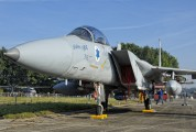 715 - Israel - Defence Force McDonnell Douglas F-15D Eagle aircraft
