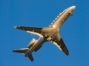 EC-KTK - Private Gulfstream Aerospace G150