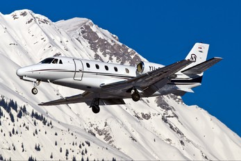 YU-SPA - Prince Aviation Cessna 560XL Citation XLS