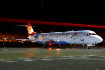 OE-LVB - Austrian Airlines/Arrows/Tyrolean Fokker 100
