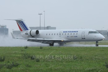 F-GRJM - Air France - Brit Air Canadair CL-600 CRJ-100