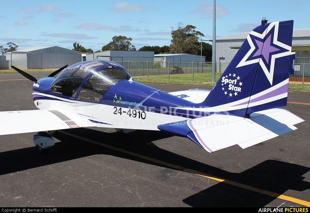 Air Warrnambool 24-4910 aircraft at Warrnambool, VIC