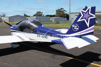 24-4910 - Air Warrnambool Evektor-Aerotechnik Sportstar PLUS