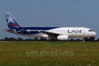 CC-BAK - LAN Airlines Airbus A320
