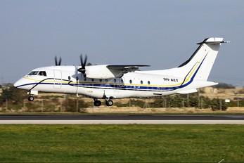 9H-AET - Medavia Dornier Do.328