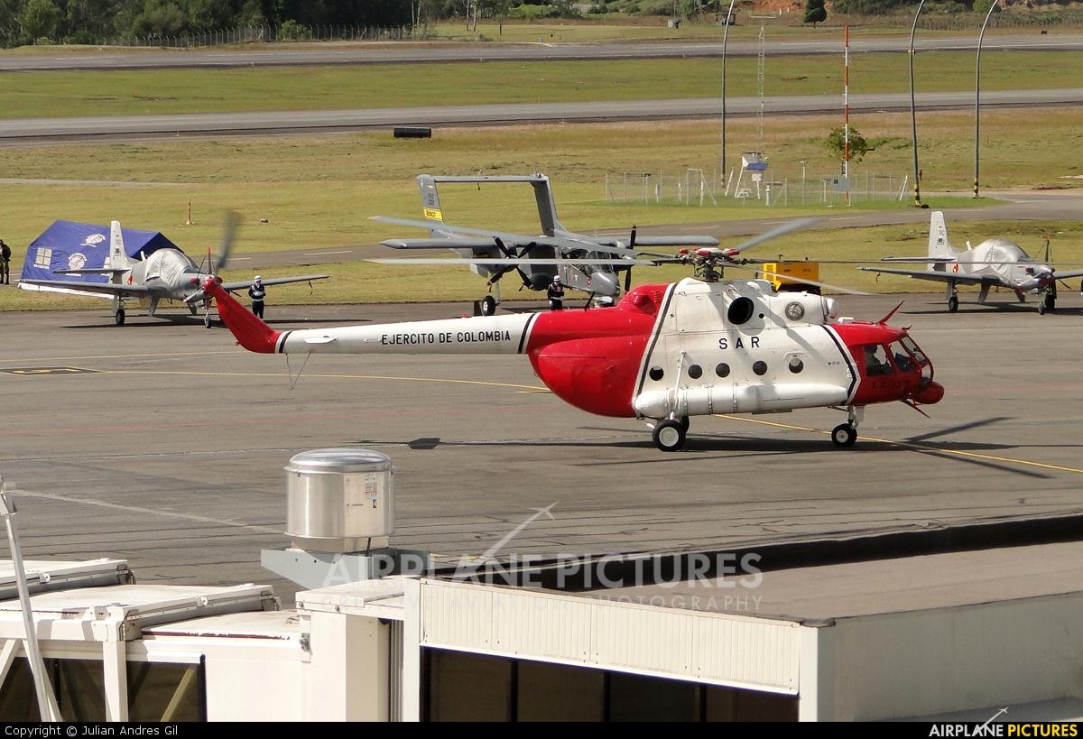 Colombia - Army EJC-3375 aircraft at Medellin - Jose Maria Cordova Intl