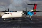 5Y-VVU - Blue Bird Aviation de Havilland Canada DHC-8-400Q / Bombardier Q400 aircraft