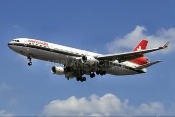 HB-IWL - Swissair McDonnell Douglas MD-11