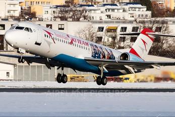 OE-LVM - Austrian Airlines/Arrows/Tyrolean Fokker 100