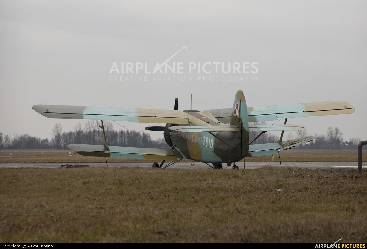 Poland - Air Force 7810 aircraft at Radom - Sadków