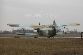 7810 - Poland - Air Force Antonov An-2