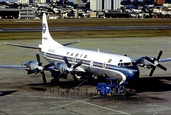 PP-VLB - VARIG Lockheed L-188 Electra