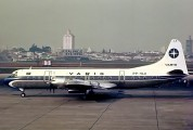 PP-VLX - VARIG Lockheed L-188 Electra aircraft