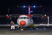 OY-RUB - Danish Air Transport ATR 72 (all models) aircraft