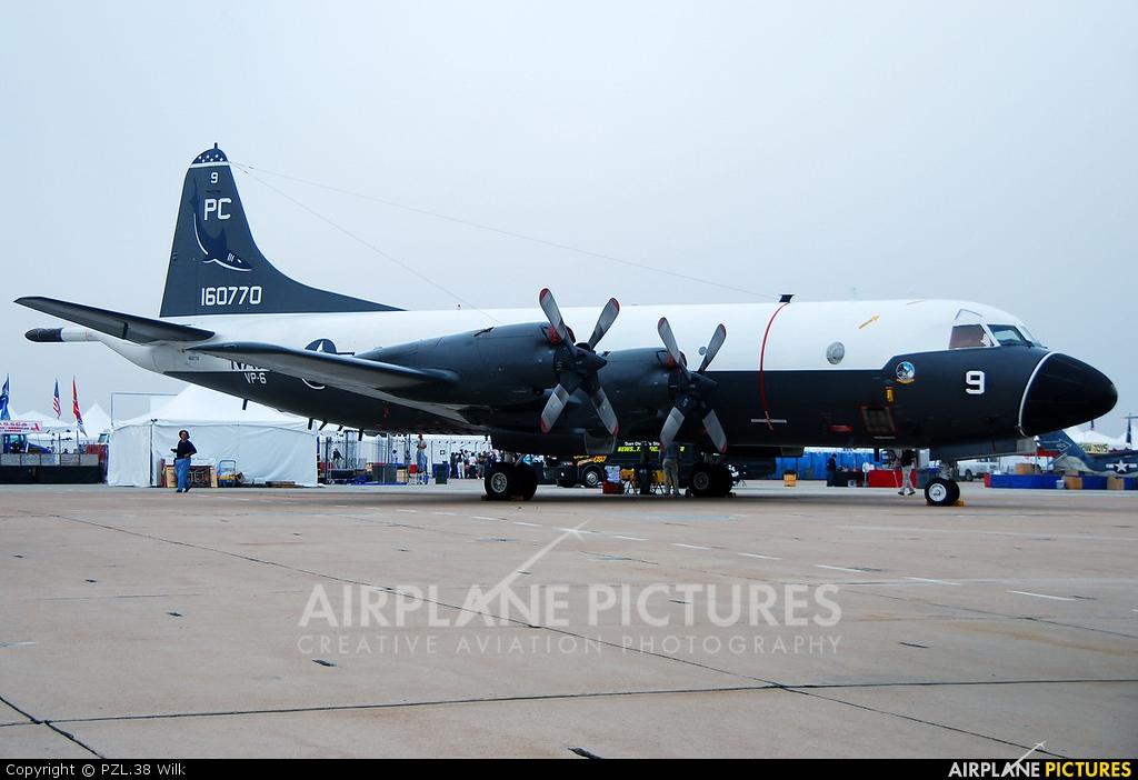 USA - Navy 160770 aircraft at Miramar MCAS / Mitscher Field