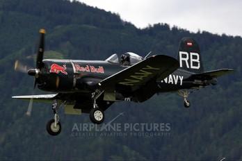 OE-EAS - The Flying Bulls Vought F4U Corsair