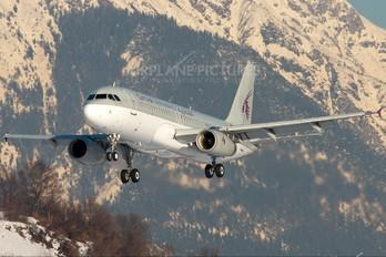 A7-AAG - Qatar Amiri Flight Airbus A320