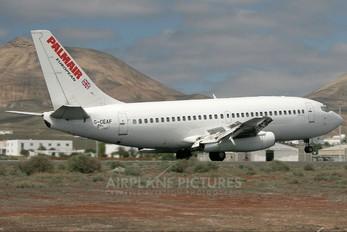 G-CEAF - European Aircharter Boeing 737-200