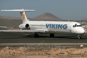 SE-RDG - Viking Airlines McDonnell Douglas MD-83