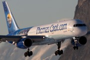 G-TCBC - Thomas Cook Boeing 757-200 aircraft