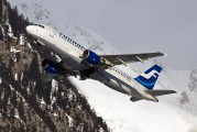 OH-LXK - Finnair Airbus A320 aircraft
