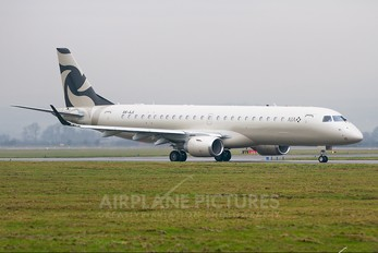 A6-AJI - Al Jaber Aviation Embraer ERJ-190 (190-100)