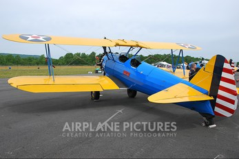 N300LY - Private Boeing Stearman, Kaydet (all models)