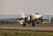 21 - Russia - Air Force Sukhoi Su-24M aircraft
