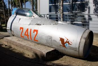 2412 - Poland - Air Force Mikoyan-Gurevich MiG-21PF