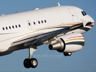 VQ-BDD - Jordan - Government Airbus A318