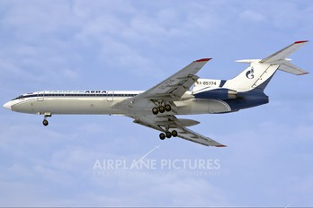 RA-85774 - Gazpromavia Tupolev Tu-154M