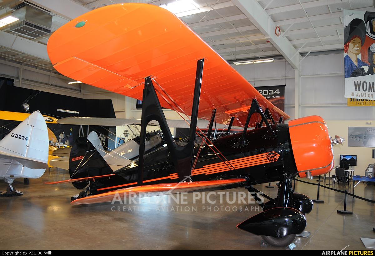 Private NC12332 aircraft at Sacramento - McClellan