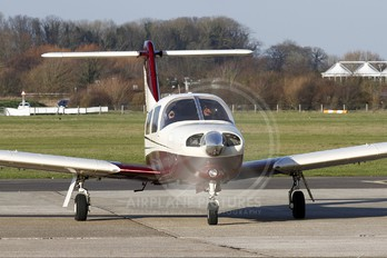 G-RATV - Private Piper PA-28R Arrow /  RT Turbo Arrow