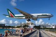 I-DISO - Alitalia Boeing 777-200ER aircraft