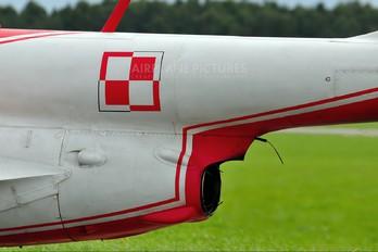 2001 - Poland - Air Force PZL TS-11 Iskra