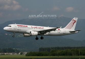 TS-IMD - Tunisair Airbus A320