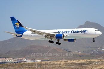 G-TCCA - Thomas Cook Boeing 767-300ER