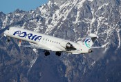 S5-AAK - Adria Airways Canadair CL-600 CRJ-900 aircraft