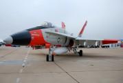165210 - USA - Navy McDonnell Douglas F/A-18C Hornet aircraft