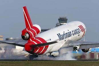 PH-MCR - Martinair Cargo McDonnell Douglas MD-11