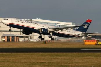 N278AY - US Airways Airbus A330-300