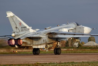 21 - Russia - Air Force Sukhoi Su-24M