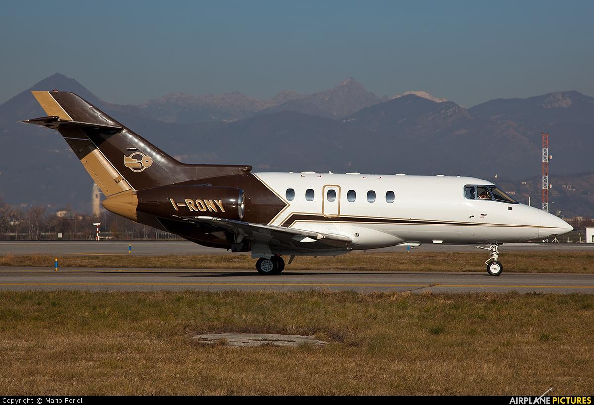 Alba Servizi Aerotrasporti I-RONY aircraft at Bergamo - Orio al Serio