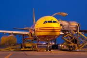 EI-OZE - DHL Cargo Airbus A300F aircraft
