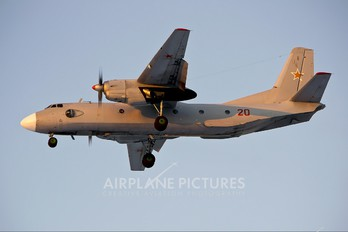20 - Russia - Air Force Antonov An-26 (all models)