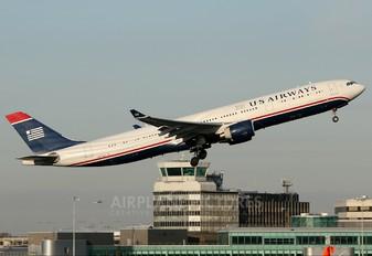 N270AY - US Airways Airbus A330-300